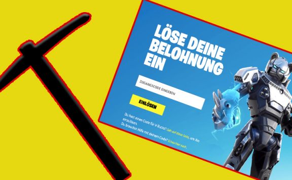 Fortnite: Den Minty Pickaxe Code gibt's endlich in Deutschland – So erhaltet ihr ihn