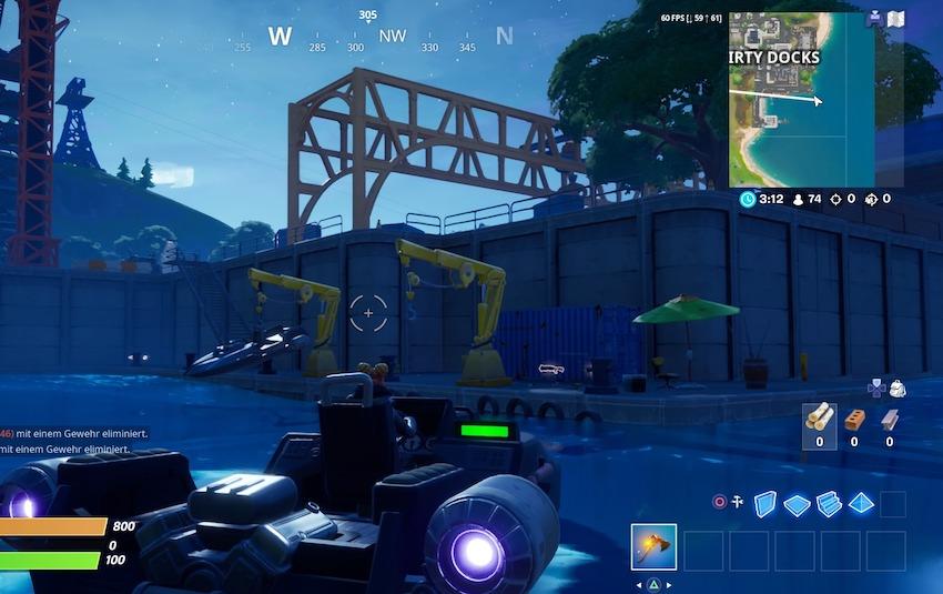 Fortnite-Motorboot-Dirty-Docks