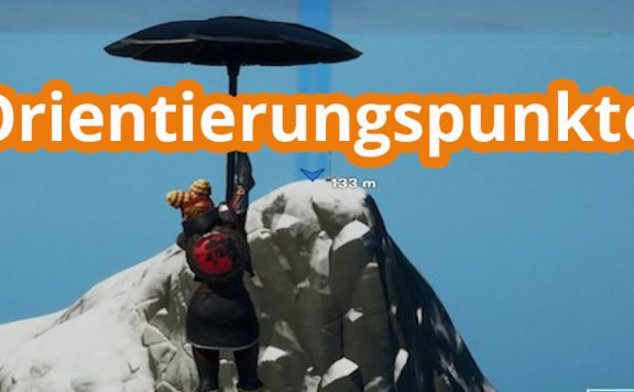 Fortnite Orientierungspunkte Titel