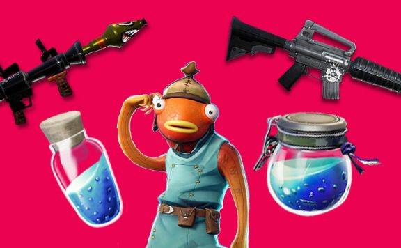Fortnite Welche Items Titel