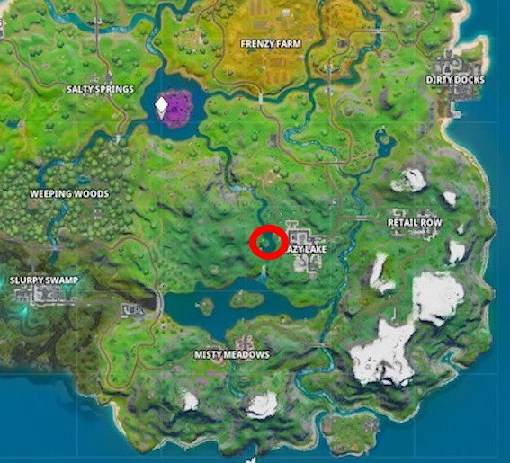 Fortnite-Zeit-Pruefung-Lazy-Map