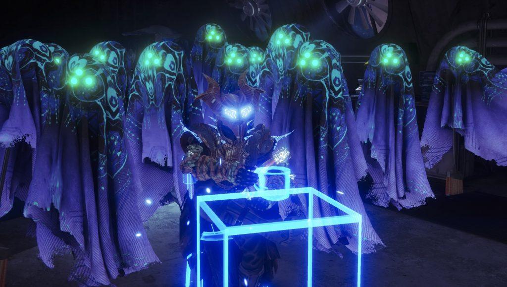 Fotl Rätsel geister destiny shadowkeep