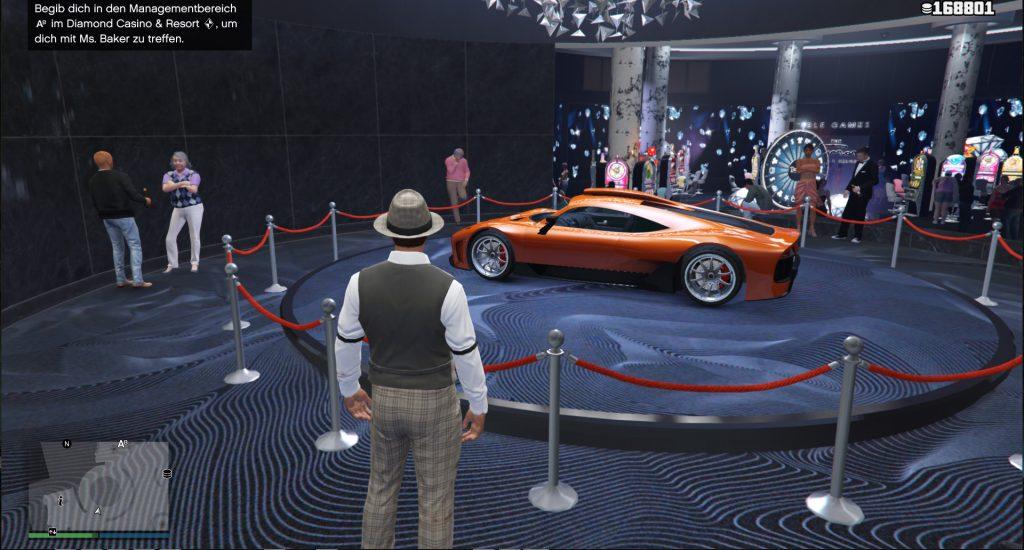 GTA Online Krieger Podium 3