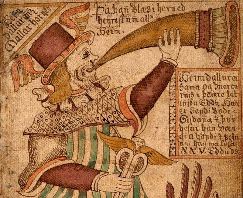 Heimdall Mythologie