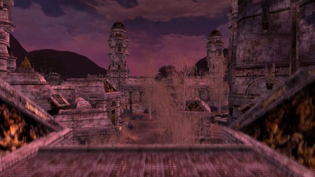 Herr der Ringe Online LotRO neue Region Minas Morgul