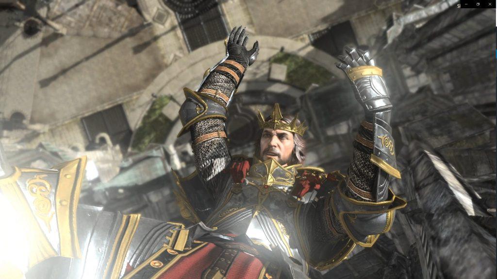 Kingdom-Under-Fire-2-Sequenz-König-fällt