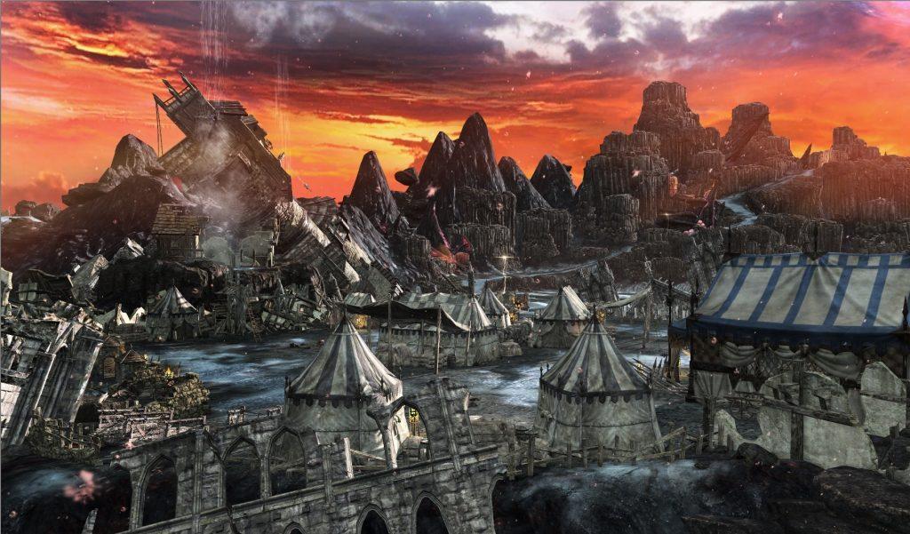 Kingdom Under Fire 2 Lager Schlacht