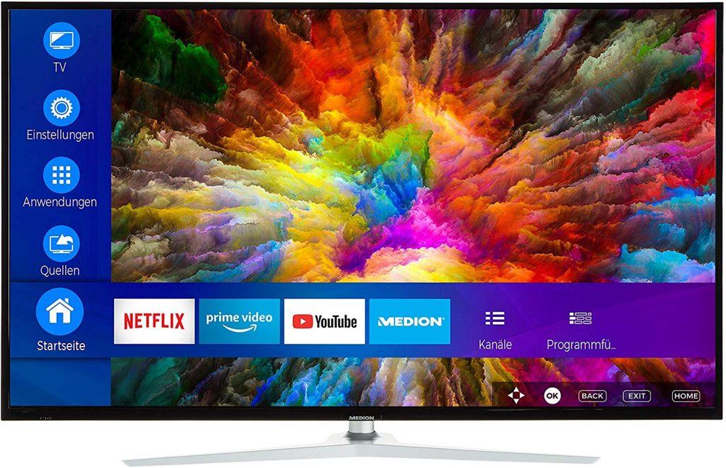 MEDION X14343 UHD-TV