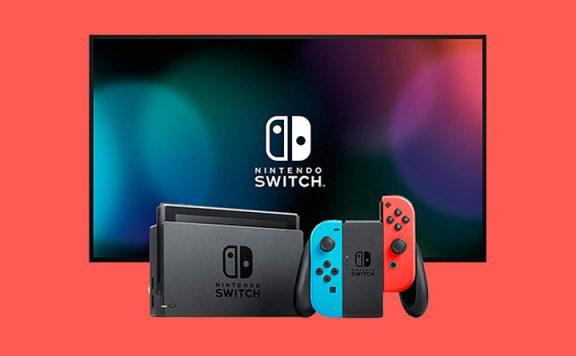 Nintendo Switch für 259 Euro.