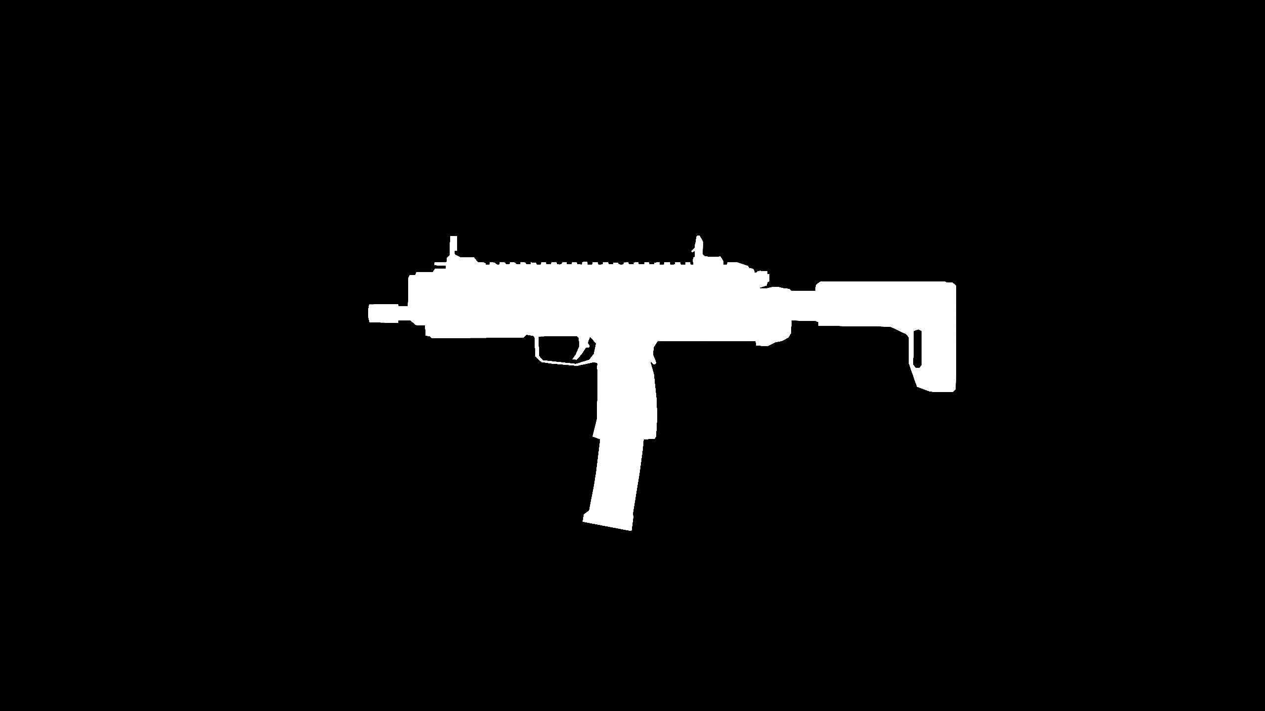 MP7 umriss