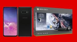 Bundle-Angebot: Galaxy S10e, Xbox One X & Star Wars: Jedi Fallen Order