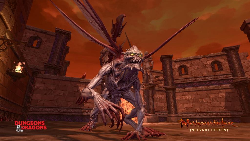 Neverwinter Infernal Descent Dämon
