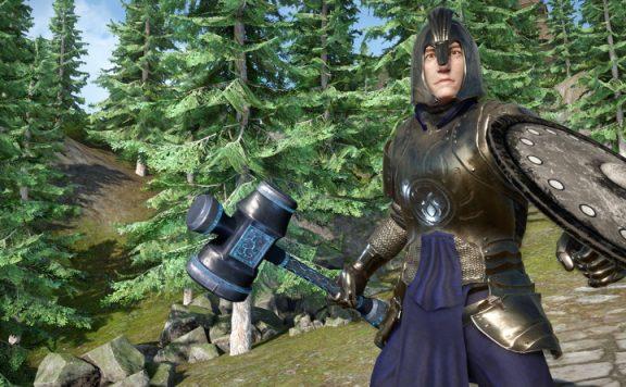 Was macht eigentlich das PvE-MMORPG Pantheon? Einen neuen Trailer