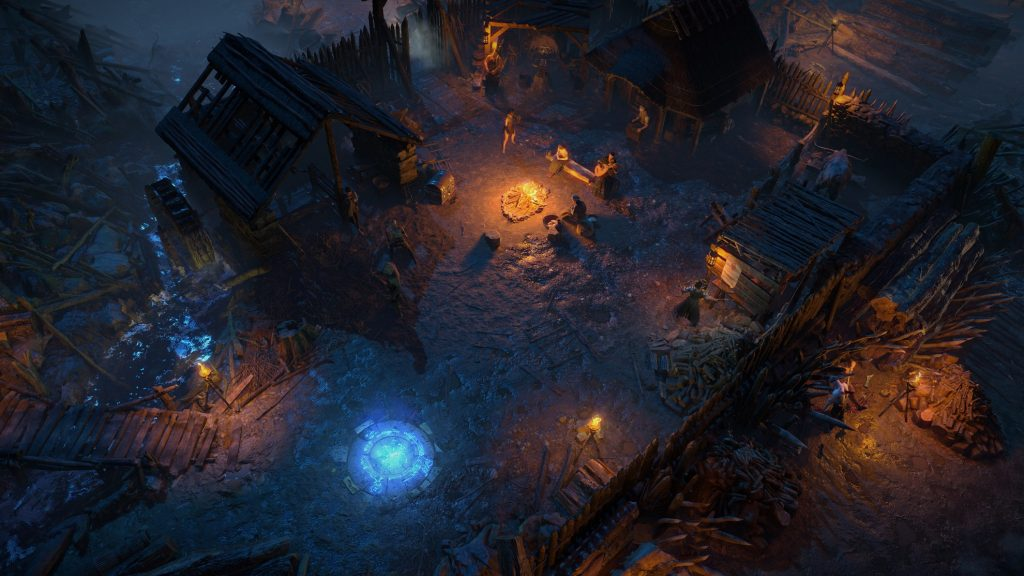 Path of Exile 2 Stadt