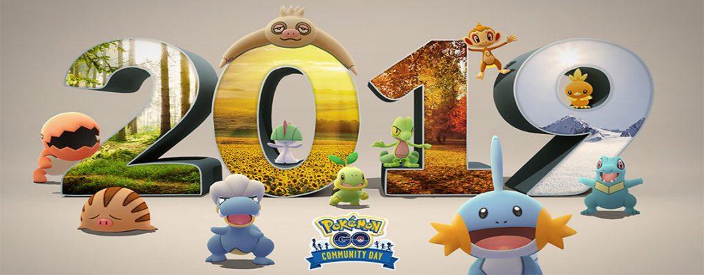 Pokemon GO Community Day Dezember