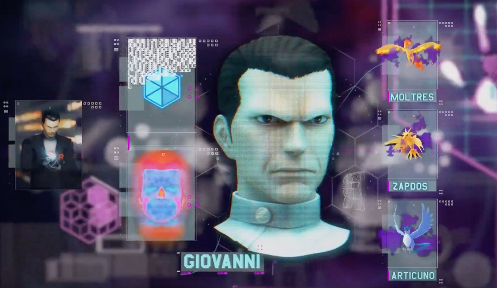 Pokemon GO Giovanni