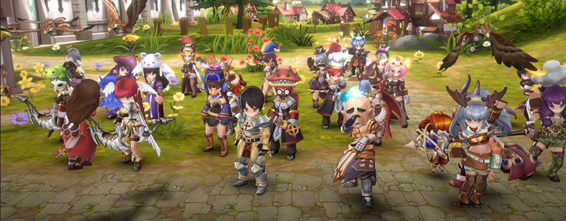 Neues MMORPG zu Ragnarok Online für den PC angekündigt – Das wissen wir