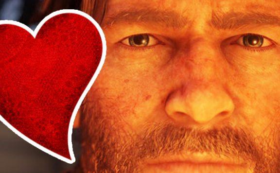 Red Dead Redemption 2 Arthur Augen Titel