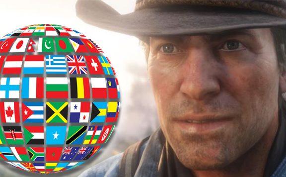 Red Dead Redemption 2 Titel Sprachen Arthur