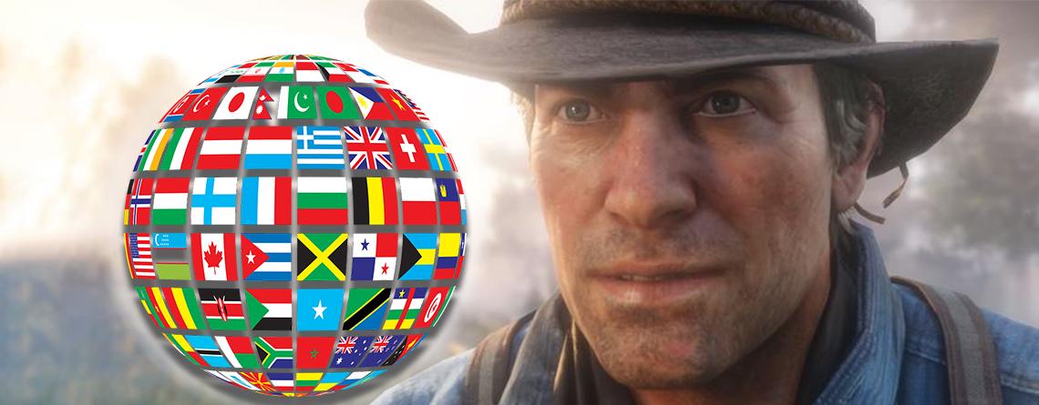 Red Dead Redemption 2 PC: Sprache ändern – so geht's