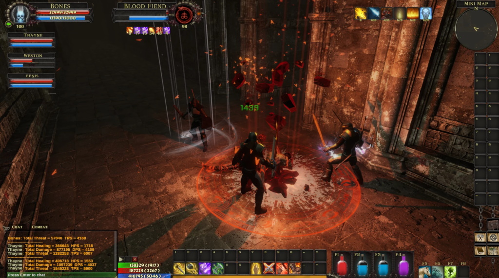 Screenshot Reign of Darkness