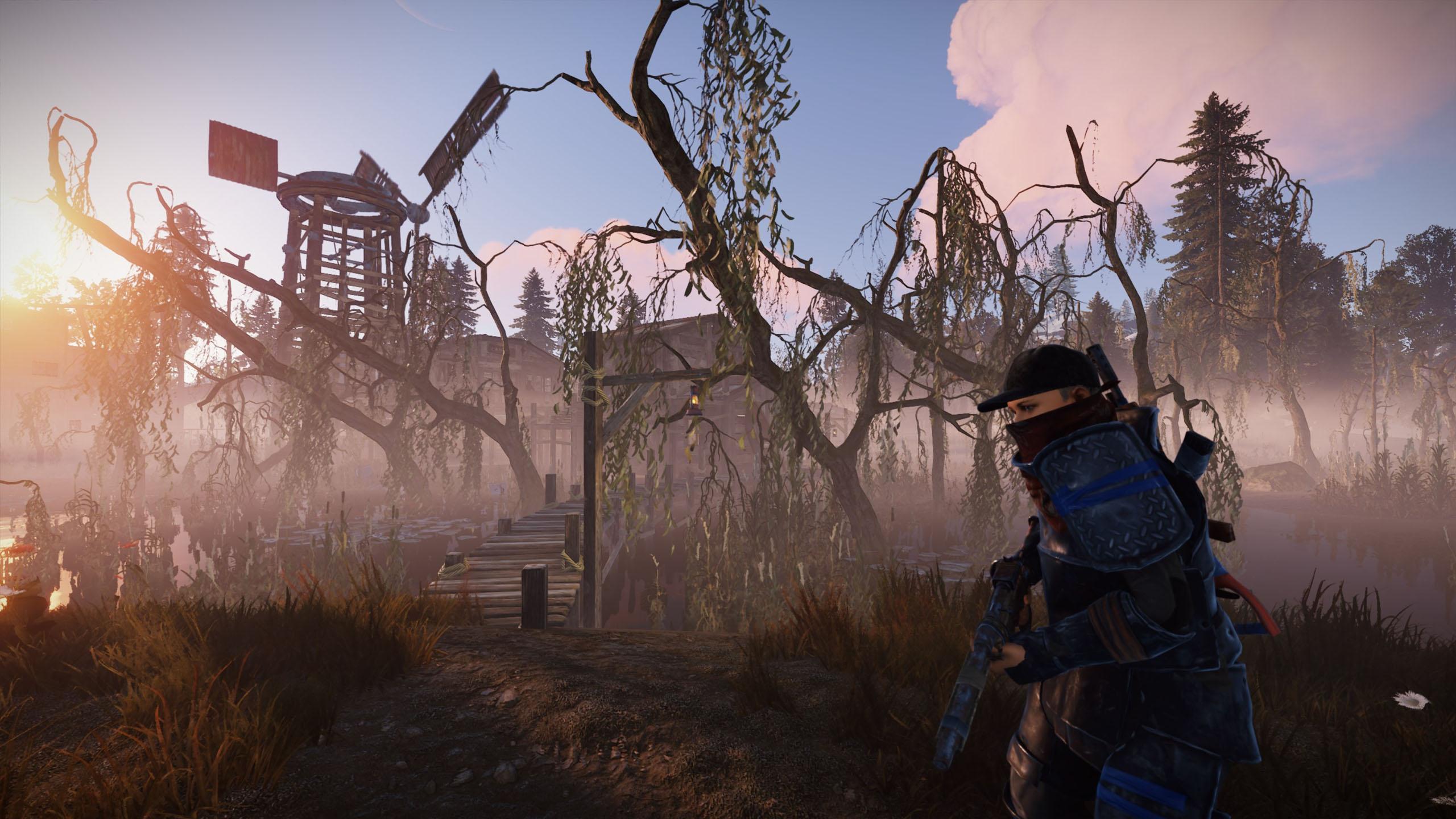Rust llegará a PS4 y Xbox One en 2020 - LoJueguito