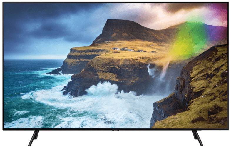 Samsung GQ5570R 4K TV