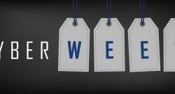 Die Cyberweek geht vom 25.11. bis zum 2.12.