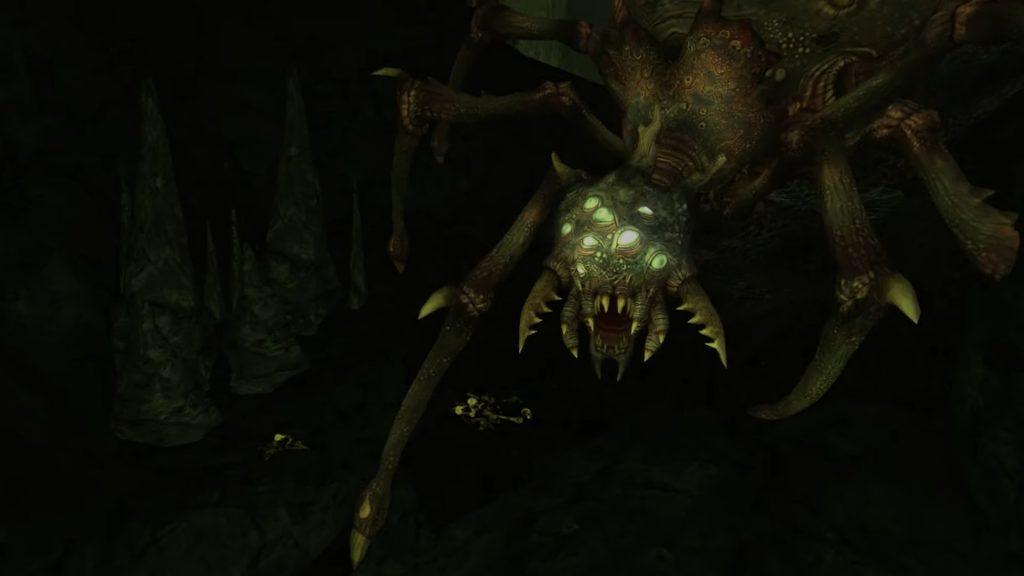 Shelob Herr der Ringe Online LotRO Minas Morgul