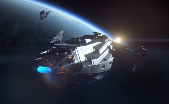 Star Citizen Anvil Carrack Aufmacher