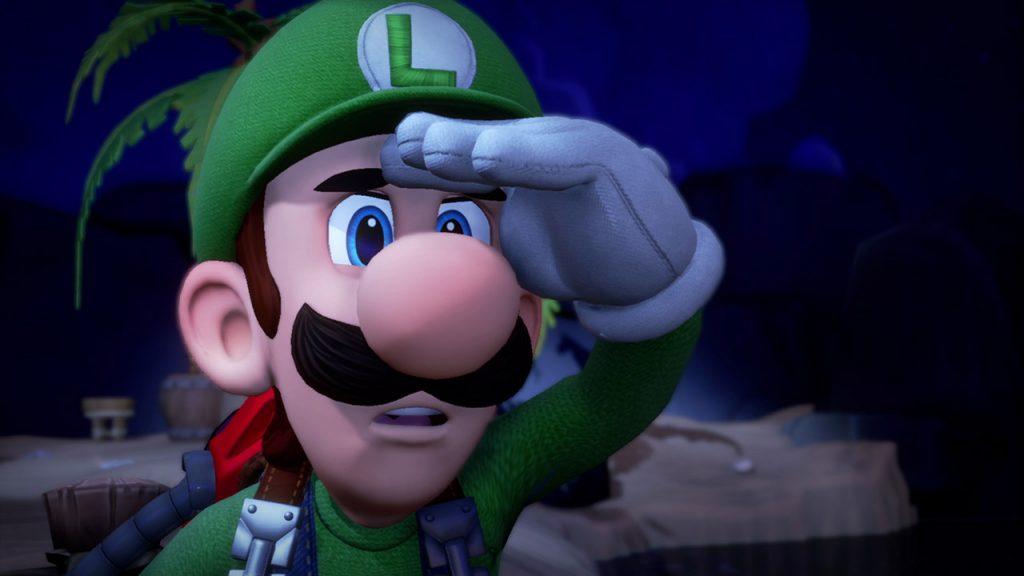 Luigis Mansion 2 Screenshot
