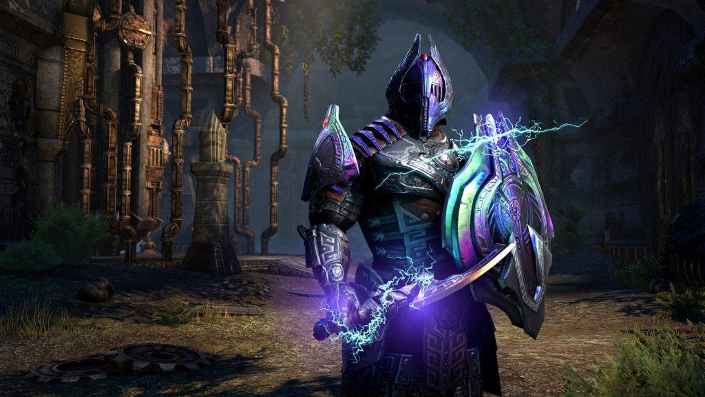 The Elder Scrolls Online Opal Rüstung Undaunted