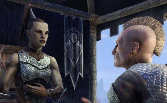 The Elder Scrolls Online Undaunted Händler Titel