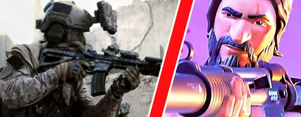 Fortnite-Pro gewinnt Turnier in Modern Warfare – CoD-Fans verlangen eine Erklärung