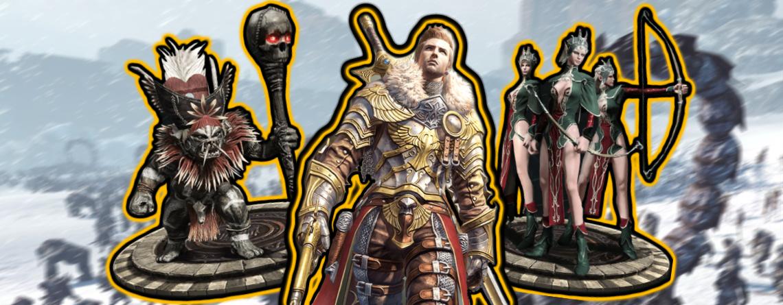 Kingdom Under Fire 2: So viel Strategie steckt im neuen MMORPG