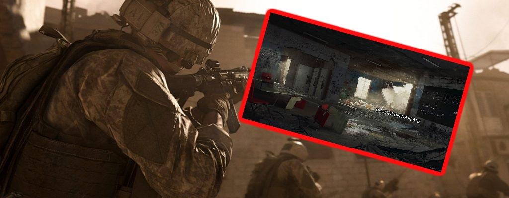 38 neue Maps und 23 Modi für CoD Modern Warfare? Großer Leak macht Hoffnung