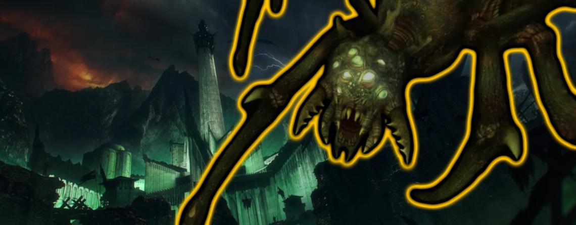 MMORPG Herr der Ringe Online bekommt neue Erweiterung: Die wird düster
