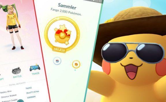 Titelbild Pokemon Fänge