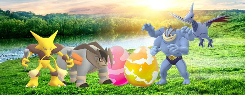 Pokémon GO: Neue Raid-Bosse zu Terrakium – Diese 4 lohnen sich besonders