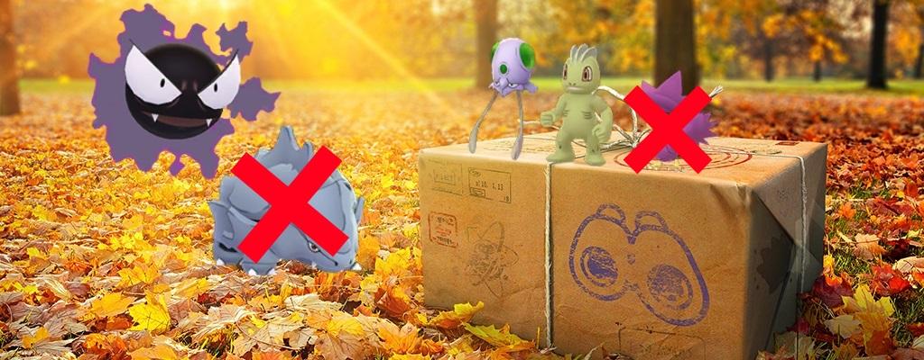 Pokémon GO: Das aktuelle Event ist so schlecht, dass ich lieber gar keins hätte