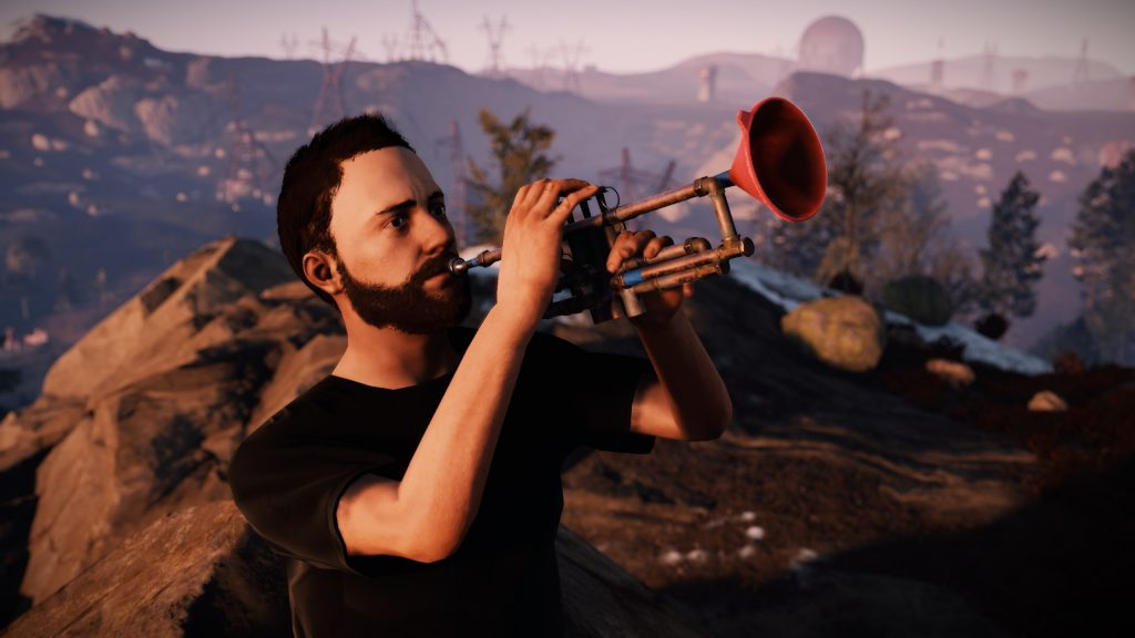 Trompete Rust