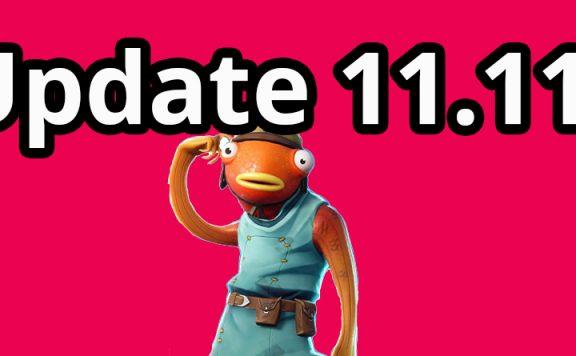 Update 11.11 Titel
