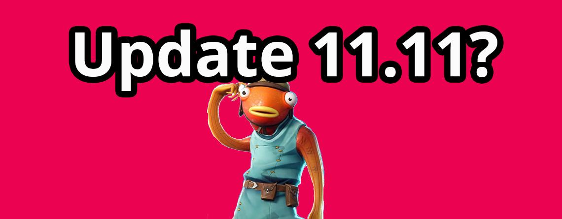 Fortnite verschiebt das Update 11.11 – Was können wir vom Patch erwarten?