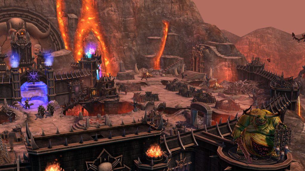 Warhammer Chaos & Conquest Steam Screenshot