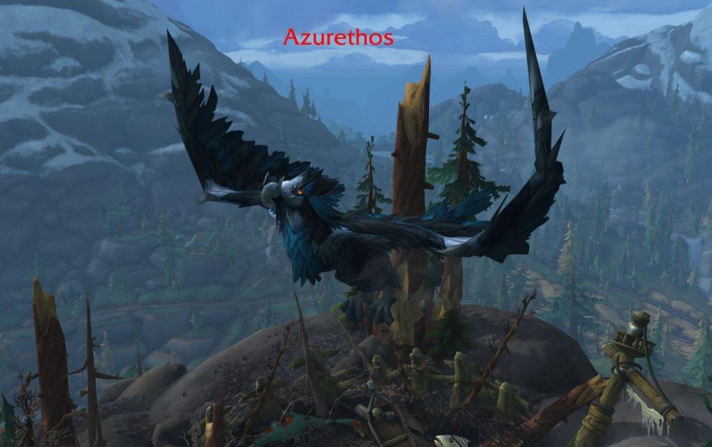 WoW Azurethos Weltboss