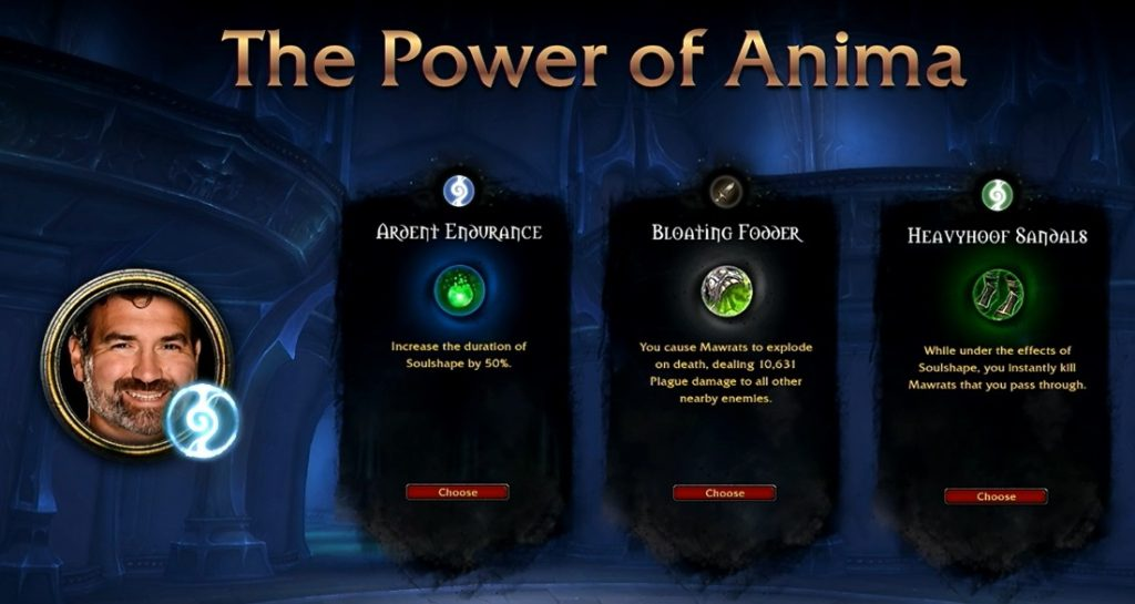 WoW Shadowlands Torghast Abilities 3