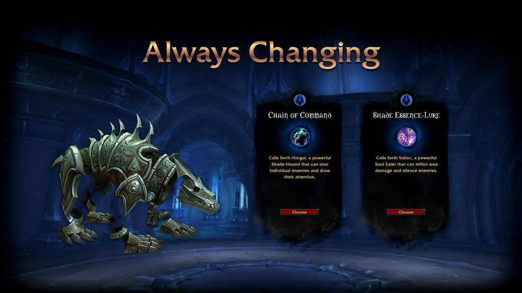 WoW Shadowlands Torghast Abilities 4