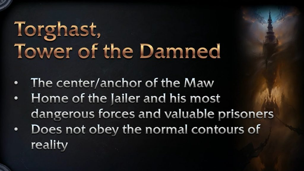 WoW Shadowlands Torghast Tower of the Damned