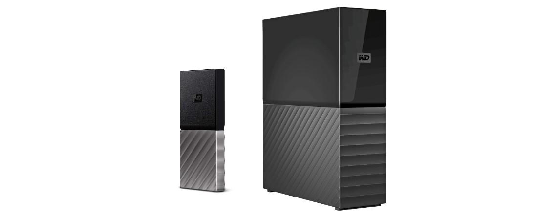 Externe SSD und Festplatte mit viel Speicherplatz bei Amazon vergünstigt