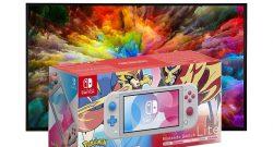 Nintendo Switch Lite im Pokémon-Design & UHD-TV günstig bei Amazon